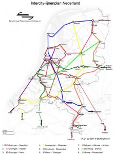 Plan intercity network