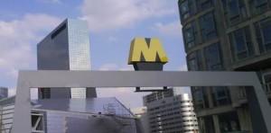 Metroportaal