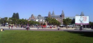 Museumsquare Amsterdam