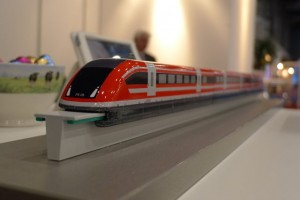 Model Transrapid TR09