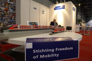 Stand op RailTech