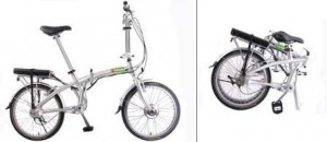 Beixo Compact/Electra vouwfiets
