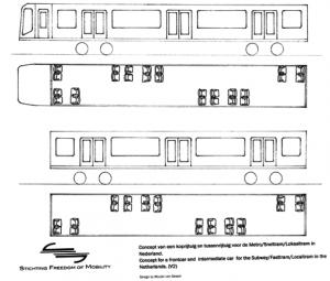 concept layout metro / light rail